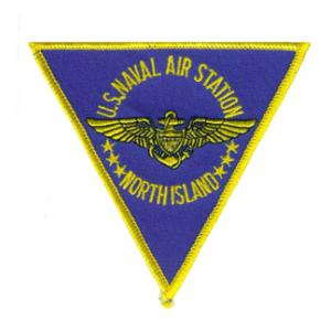 Naval Air Station North Island Patch
