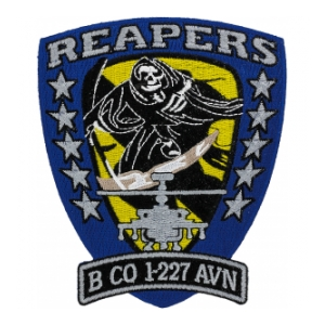 1st Battalion 227th Aviation Regiment  B Company