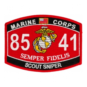 Marine Sniper Patches | Flying Tigers Surplus
