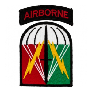 528th Sustainment Brigade Airborne Patch
