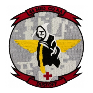 45th Medical Company AA Dustoff Patch