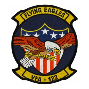 Navy Strike Fighter Squadron  VFA-122 Patch