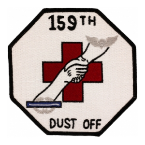 159th Medical Company Dust Off Patch
