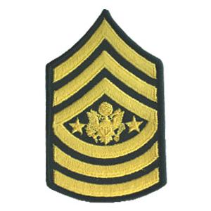 Army Sergeant Major of the Army (Sleeve Chevron) (Male)