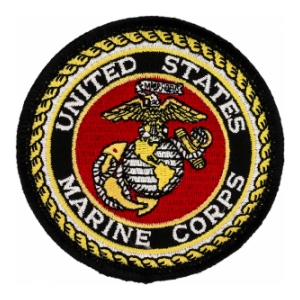 United States Marine Corps Patch (3