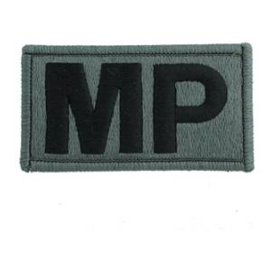 Military Police Brassard Patch Foliage Green (Velcro Backed)