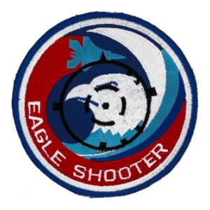 F-15 Eagle Shooter Patch