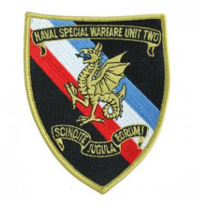 Naval Special Warfare Unit Two Patch