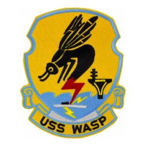 USS Wasp CVS-18 patch