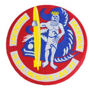 USS Nereus AS-17 Ship Patch