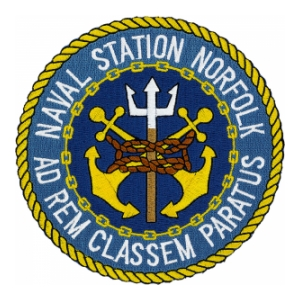 Naval Station Norfolk Patch