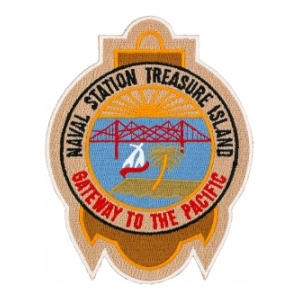 Naval Station Treasure Island Patch