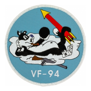 Navy Fighter Squadron VF-94 Patch