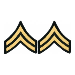 Army Corporal (Sleeve Chevron) (Female)