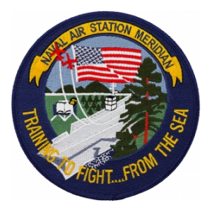 Naval Air Station Meridian Patch