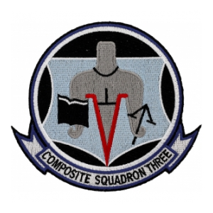 Navy Composite Squadron VC-3 Patch