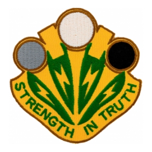 16th Psychological Operations Battalion Patch