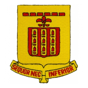 969th Field Artillery Battalion Patch