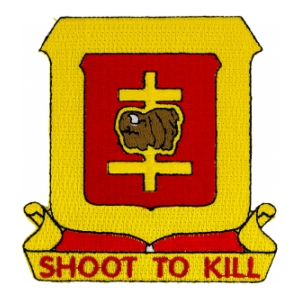 508th Field Artillery Battalion Patch