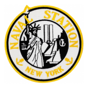 Naval Station New York Patch