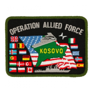 kosovo war operation allied force Read kosovo and operation allied force after-action report: report to congress, ending serbian atrocities, slobodan milosevic, complete review of the campaign by progressive management with.