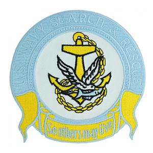 Navy Search and Rescue Patch