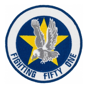 Navy Fighter Squadron VF-51 Patch