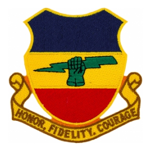 73rd Cavalry Regiment Patch