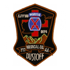 717th Medical Company Dustoff Patch