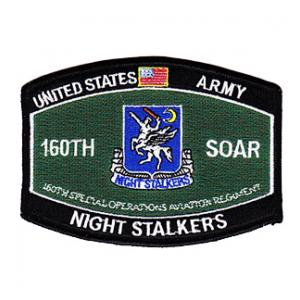 160th Aviation Regiment MOS Patch