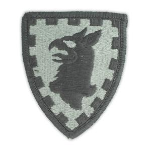 15th Military Police Brigade Patch BDE with Velcro