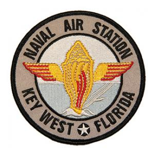 Naval Air Station Key West Patch