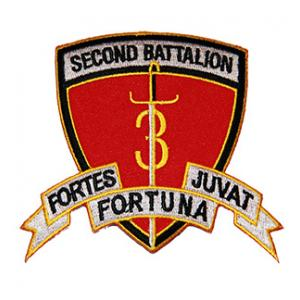 2nd Battalion / 3rd Marines Patch