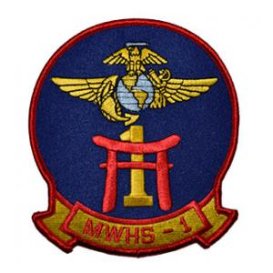 Marine Wing Headquarters Squadron 1 Patch