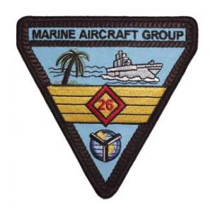 Marine Aircraft Group 26 Patch (updated)