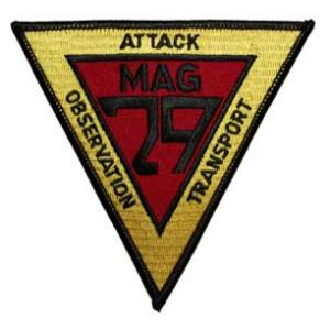 Marine Air Group 29 Patch
