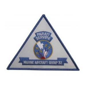 Marine Aircraft Group 32 Patch