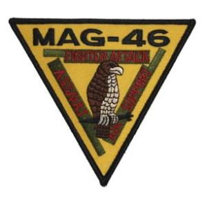Marine Aircraft Group 46 Patch