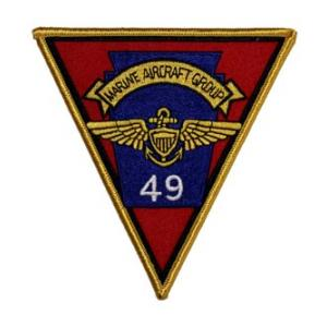 Marine Aircraft Group 49 Patch