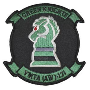 Marine All Weather Fighter Attack Squadron VMFA(AW)-121 Patch