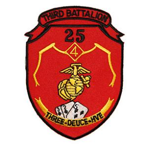 3rd Battalion / 25th Marines Patch