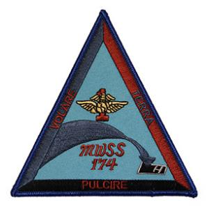 Marine Wing Support Squadron MWSS-174 Patch