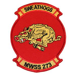 Marine Wing Support Squadron MWSS-273 Patch