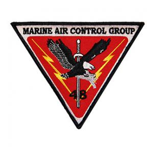 Marine Air Control Group MACG-48 Patch