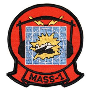 Marine Air Support Squadron MASS-1 Patch