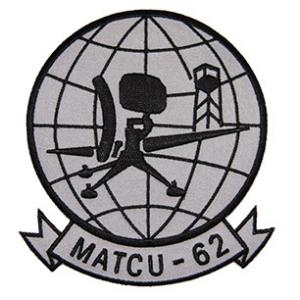 Marine Air Traffic Control Unit MATCU-62 Patch