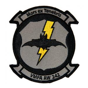 Marine All Weather Fighter Attack Squadron VMFA(AW)-242 Patch
