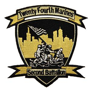2nd Battalion / 24th Marines Patch