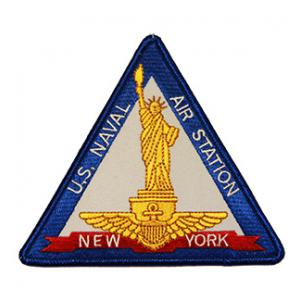 Naval Air Station New York Patch