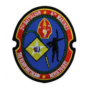 2nd Battalion / 6th Marines Patch